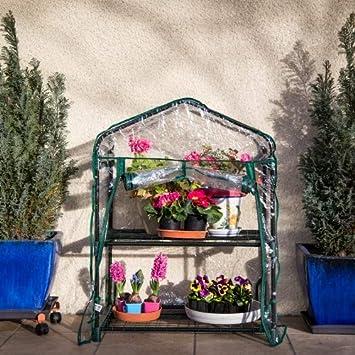 Interouge-Invernadero de jardín impermeable, 3 tamaños a elegir ...