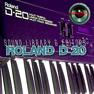 Amazon com: for ROLAND D-20 - Large Original Factory & NEW
