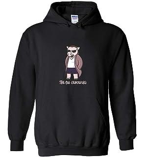 The Pig Lebowski Movie Parody Shirt Cinema Fans Sweatshirt Hoodie