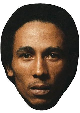 Bob Marley Mask: Amazon.es: Juguetes y juegos