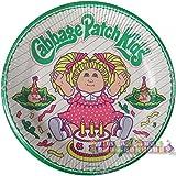 Cabbage Patch Kids Vintage 1985 Large Paper Plates (8ct)