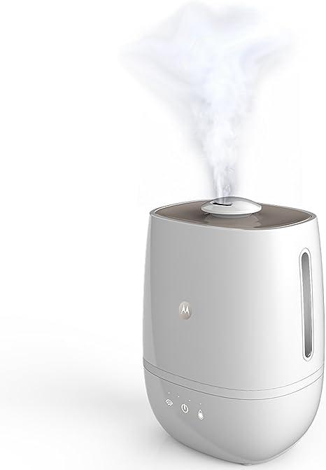 Motorola Smart Nursery Humidifier+ - Humidificador conectado con ...