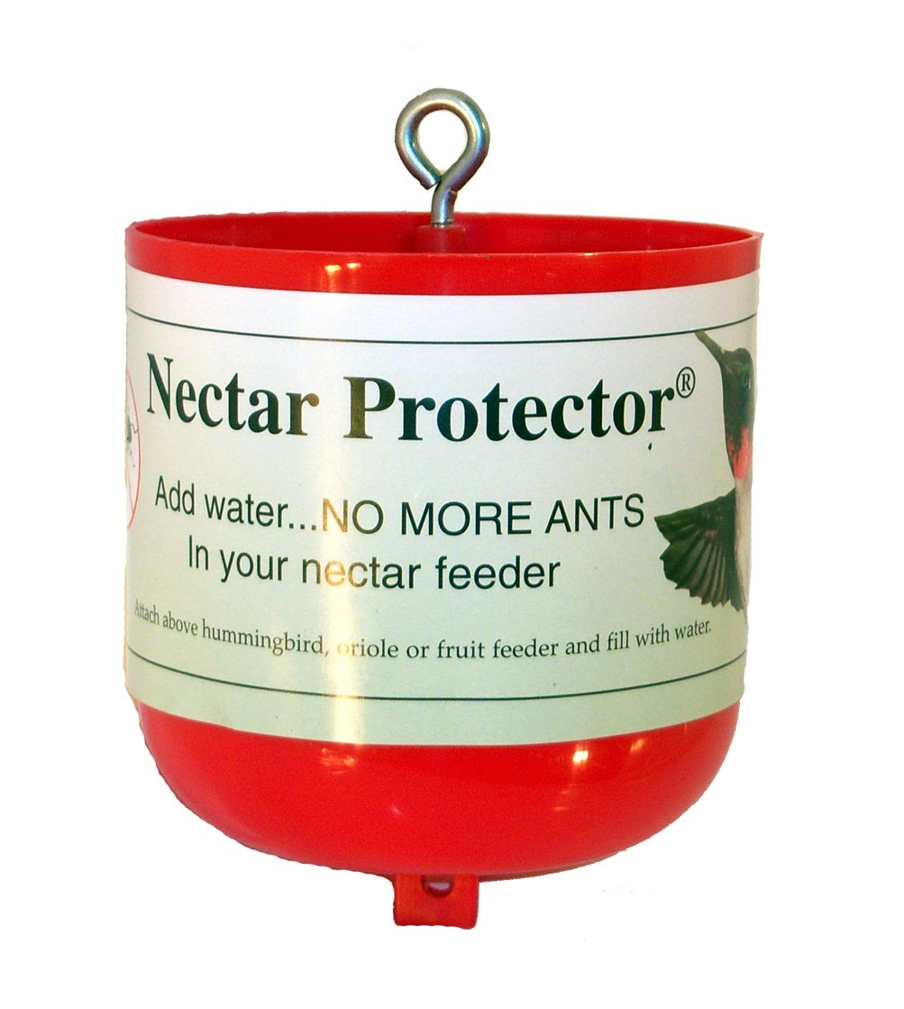 Songbird Essentials SE611 Nectar Protector Ant Moat - Red