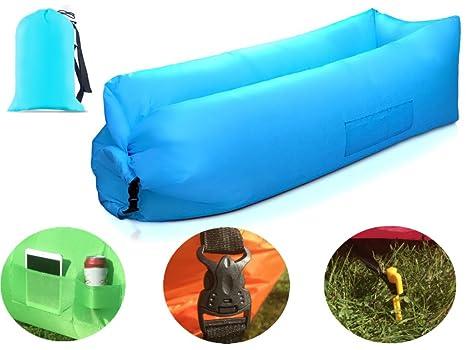Chill Chair Original sofá hinchable, cama de aire comprimido ...