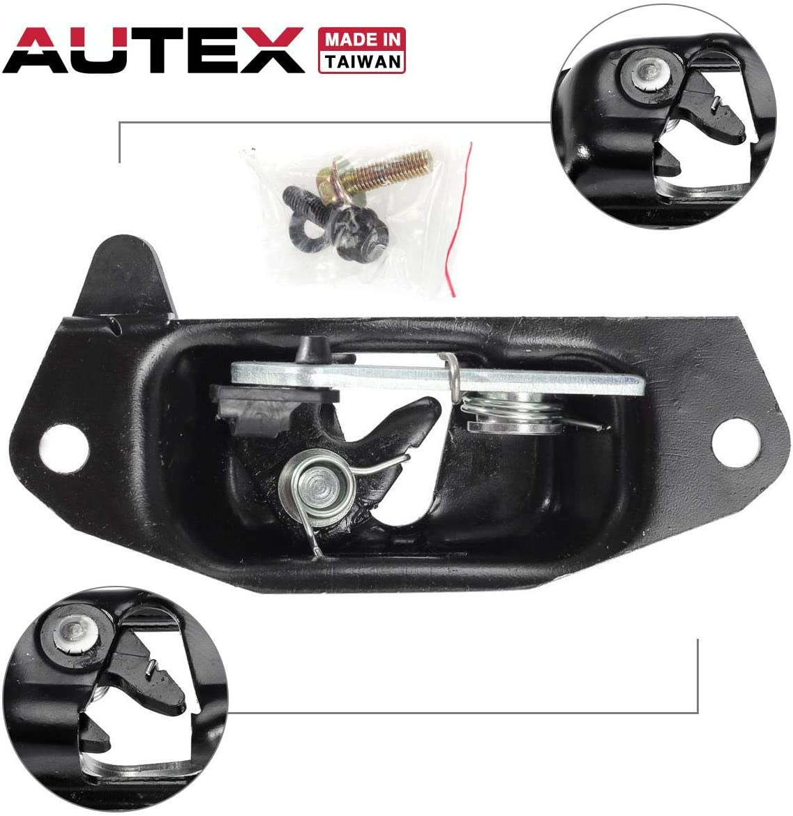 SET OF 20 FOR GM AVALANCHE YUKON ESCALADE TAILGATE HANDLE LOCK ROD RETAINER CLIP