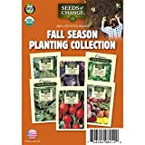 Seeds of Change 60-08212 Fall Season Planting Garden Seeds