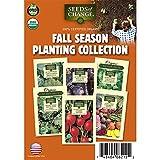 Seeds of Change 60-08212 Fall Season Planting Garden Seeds