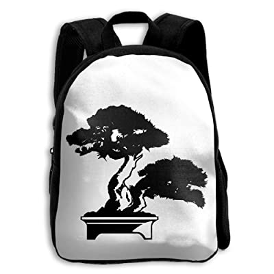 The Children's Bonsai Tree Art Backpack: Clothing