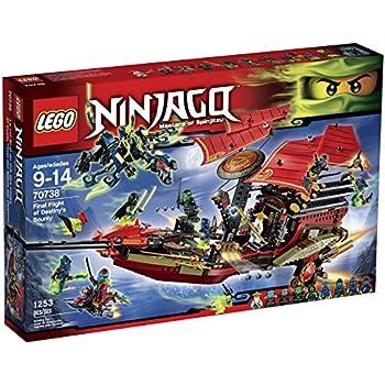 amazon com lego ninjago battle pack kai morro figures lego