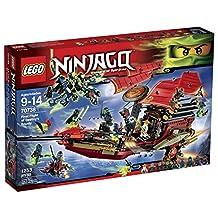 LEGO Ninjago 70738 Final Flight of Destiny's Bounty Building Kit