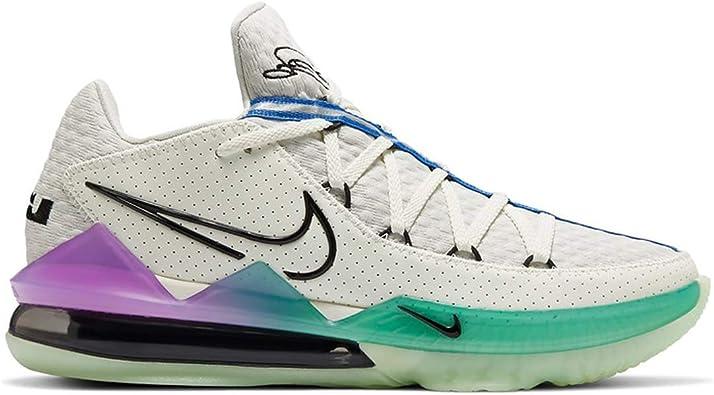 Nike Men's Shoes Lebron 17 Low Glow in