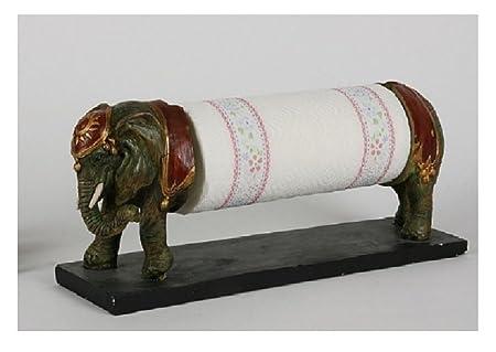 Elephant Kitchen Roll Holder Stand Holder Original Country Kitchen  Decoration