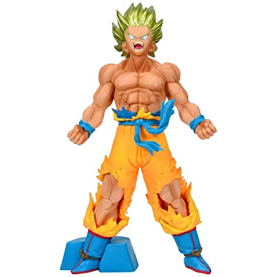 Banpresto Dragon Ball Z Blood of Saiyans Son Goku Action Figure: Toys & Games