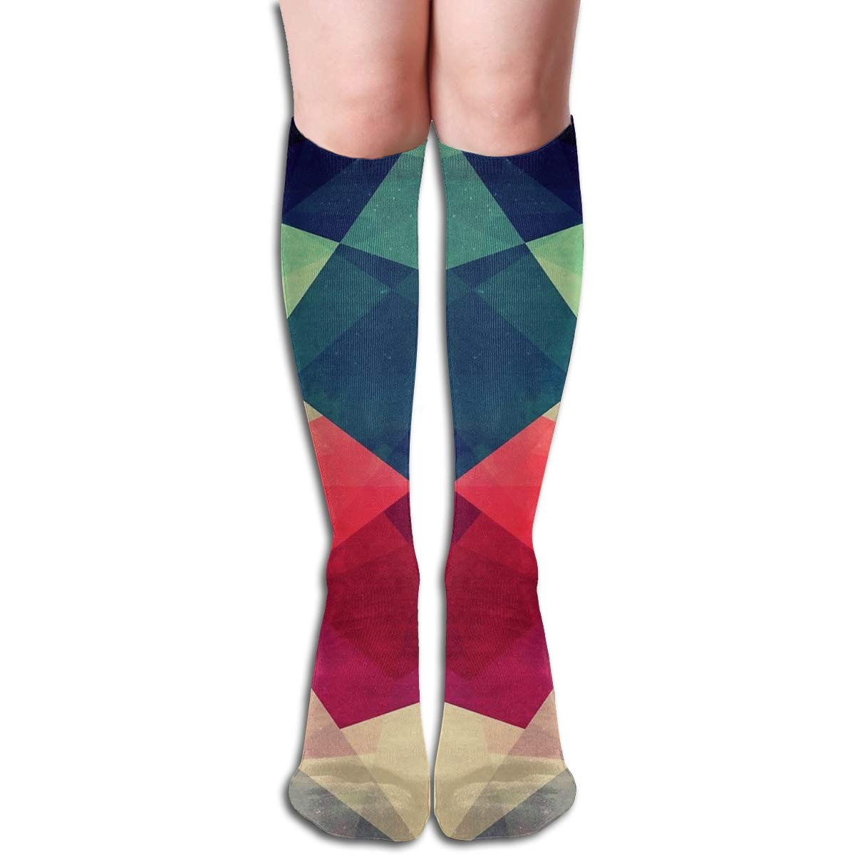 Meet Me HalfwayFashion Athletic Socks Knee High Socks For Men/&Women All Sport Holiday