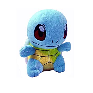 Look & Feel Juguete de Peluche Pokemon - Squirtle Plush