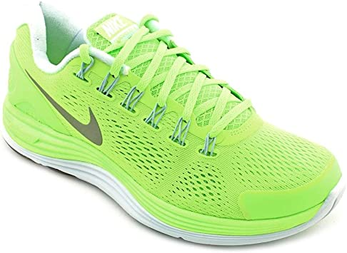Nike Lunarglide + 4 Green 524977 304, Hombre, Verde: Amazon.es ...