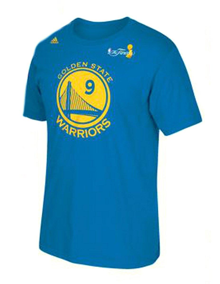 Adidas NBA Golden State Guerreros MVP de la Andre Iguodala Hombres réplica Camiseta, Royal: Amazon.es: Deportes y aire libre