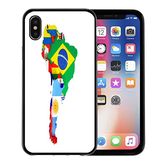 Amazon.com: Emvency Phone Case for Apple iPhone Xs case ...