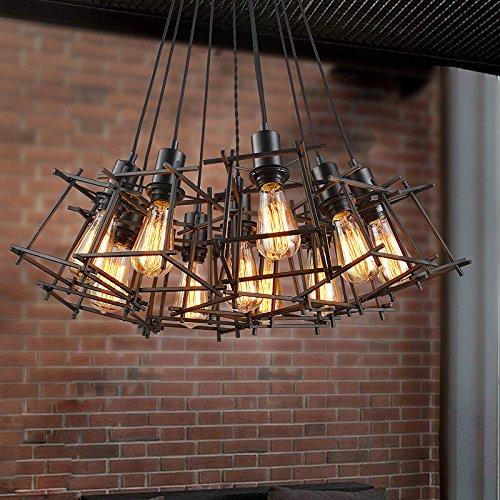 Living Room Pendant Light Ideas in US - 4