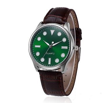 Zxzays Relojes para Hombres de Lujo Famoso Reloj de Pulsera de Cuarzo Reloj de Pulsera de