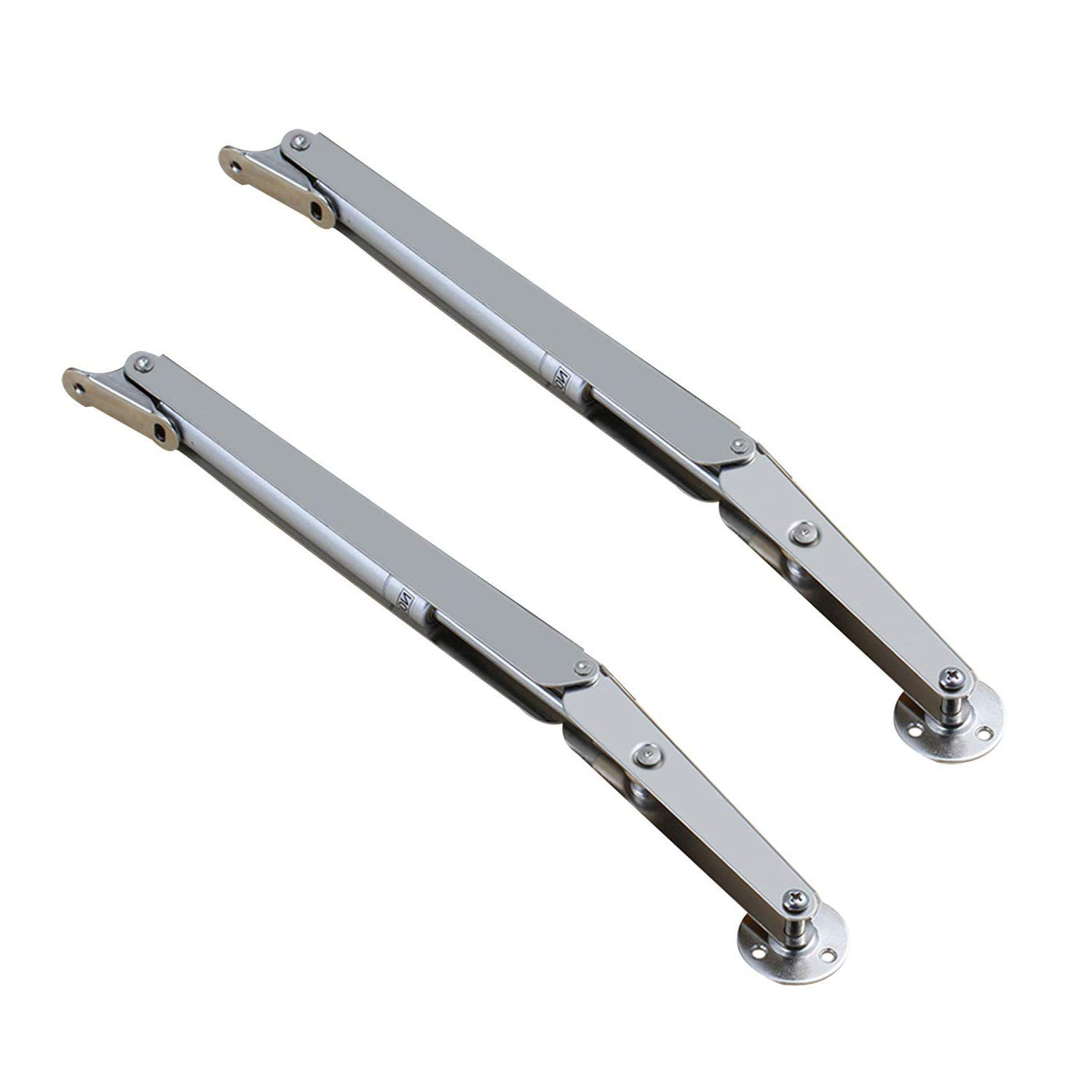 Gas Springs Lid Support Hinge Heavy Duty Lid Stay Hinge Support Cabinet Door Lift Pneumatic Supports Cupboard Desk Tatami Hinges Hydraulic Support Cabinet Hinge Close Lid Safety Gas Spring Stay Strut