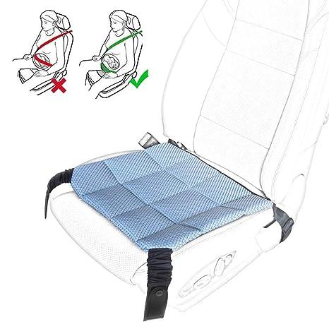 Cinturon Embarazada Coche, Koyoso Cinturon de Seguridad Protege al Bebé y la Mamá en el Coche