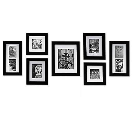Buy PRINTELLIGENT Classic Photo Frame | Set of 7 Photo Frames ...