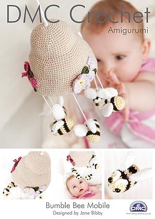 Amazon Bumble Bee Mobile Dmc Crochet Amigurumi Pattern 14897l