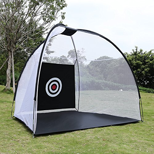 Etuoji Portable Golf Net Ball Hitting with Chipping Target and Carry Bag Large Size by Etuoji (Image #2)