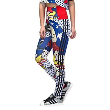 f71c7a00fd76d adidas Rita Ora Super Legging Damen 34 - XS/S: Amazon.de: Bekleidung