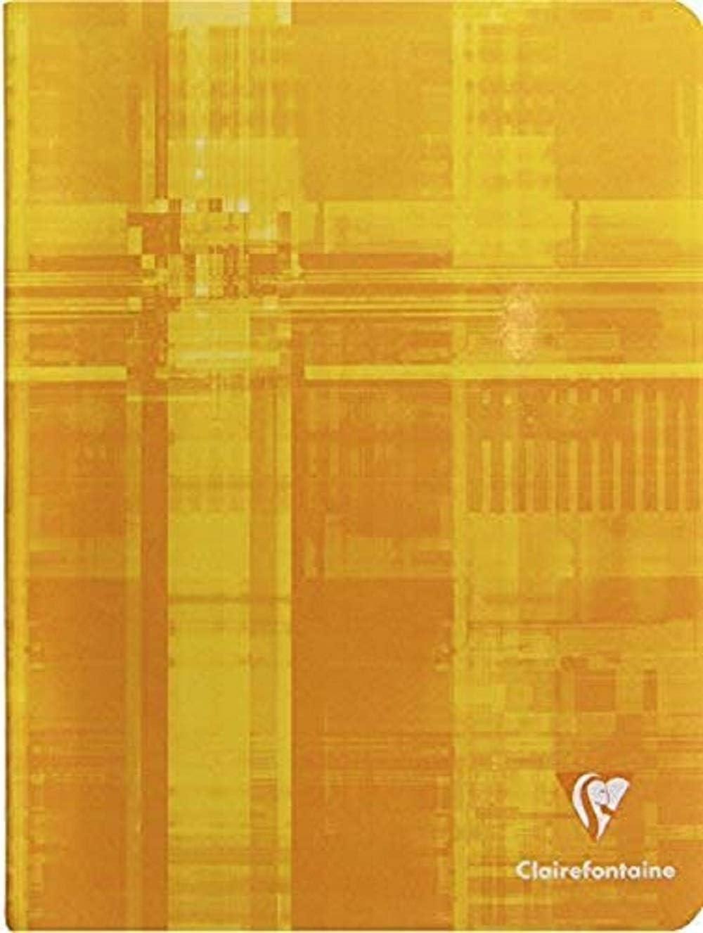 Clairefontaine 63642C TWIN BOOKS Hefter A5 MAXI kariert 5x5 96 Blatt sortiert