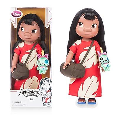 Disney Animators' Collection Lilo Doll - Lilo and Stitch - 16'' - New: Toys & Games