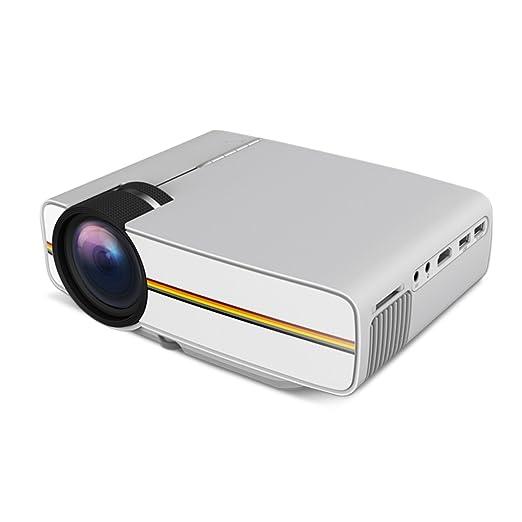 Mini Proyector HD, Proyector de Video LED, Mini Proyector ...