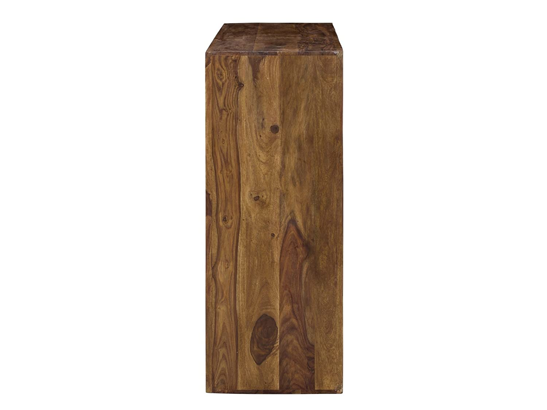 wohnzimmermobel palisander : Massivum B Cher Regal Cube 131×88 Cm Aus Massivem Palsinder Echt