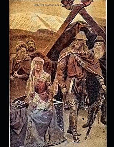 La saga de Laxdale (Folklore Viking) (French Edition)