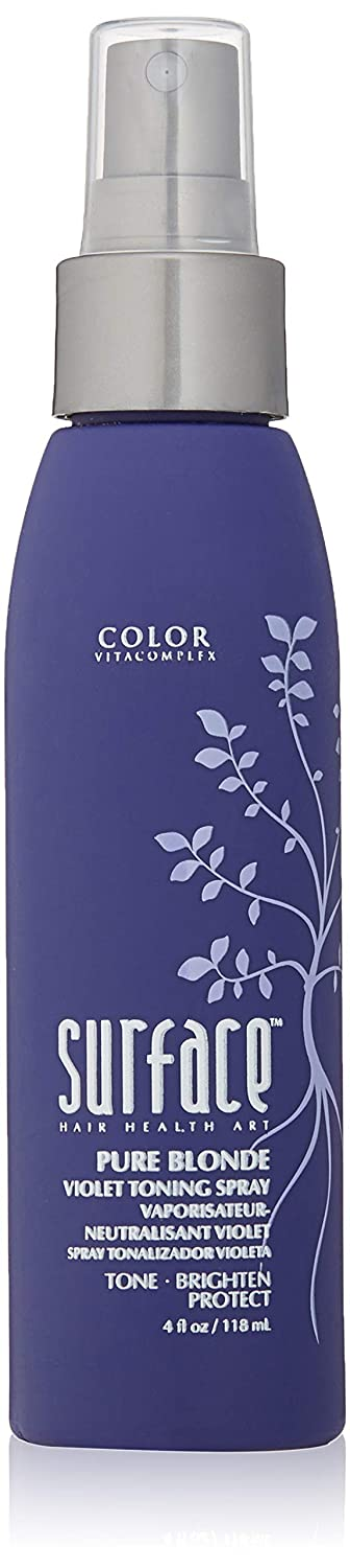 Surface Hair Pure Blonde Violet Leave In Toning Spray, 4 Fl Oz