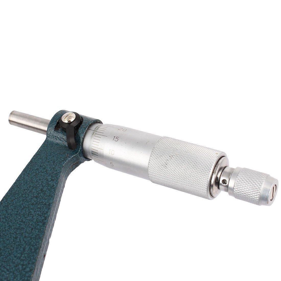 EbuyChX G-09 175-200mm 0.01mm Gauge Sa labas Metric Mikron para mekaniko