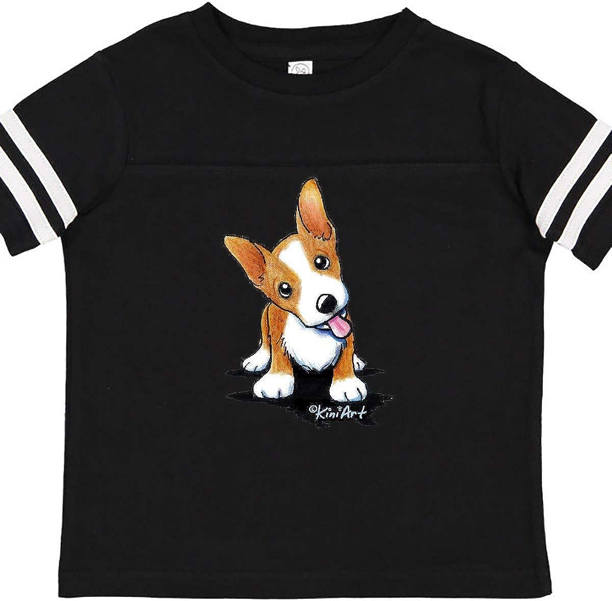 inktastic Corgi Dog Gift Puppy Toddler Long Sleeve T-Shirt