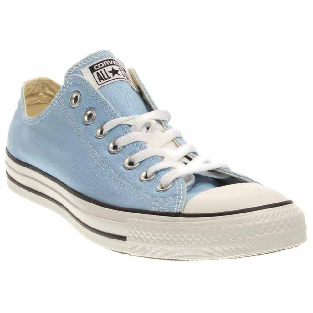 Converse Unisex Chuck Taylor All Star Low Top Blue Sky Sneakers - 8 D(M) US