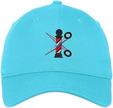 Custom Soft Baseball Cap Wife Thin Blue Line Flag Embroidery Twill Cotton