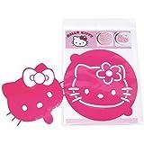 ScrapCooking 2-Stencil for Cake, Hello Kitty