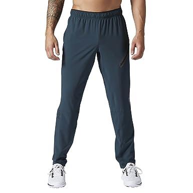 dfd3bd29e Reebok Men's One Series Woven Trackster Pants