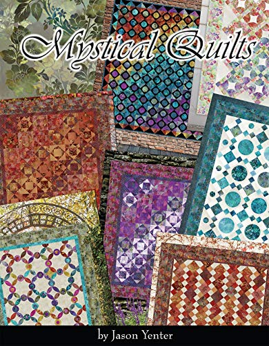 Mystical Collection - In The Beginning Fabrics ITBENCBK Mystical Quilts Book