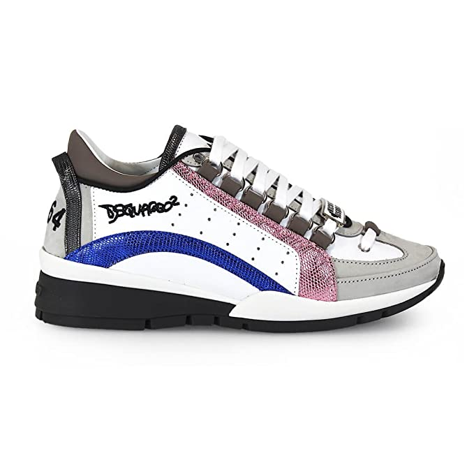 Sneakers 551 Dsquared  Amazon.it  Abbigliamento ab056d1a32e4