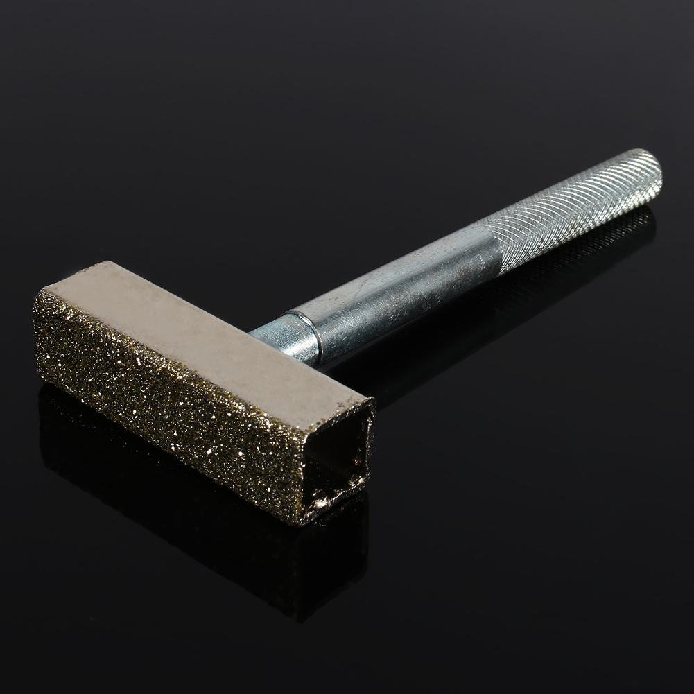 Diamond Coated Grinding Disc Wheel Stone Dresser Correct Tool Dressing Bench Grinder Diamond Stone Dresser