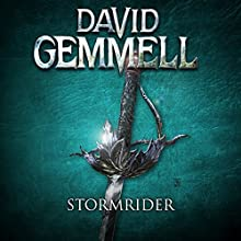 Stormrider: Rigante, Book 4 Audiobook by David Gemmell Narrated by Adjoa Andoh