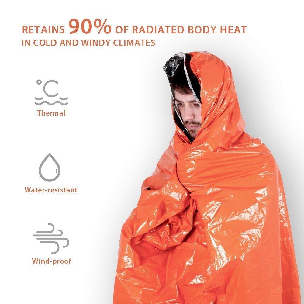 Stomp Medical Backpack with Free SOL Orange BIVVY
