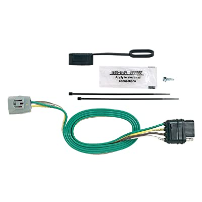 Hopkins 41945 Plug-In Simple Vehicle to Trailer Wiring Kit: Automotive