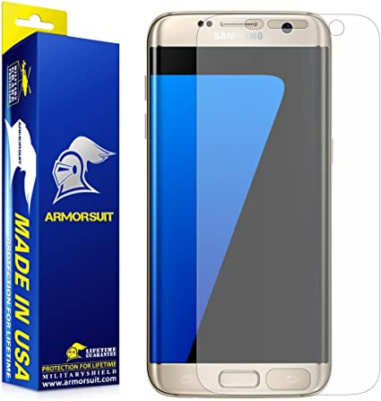 ArmorSuit MilitaryShield Samsung Galaxy S7 Edge Screen Protector