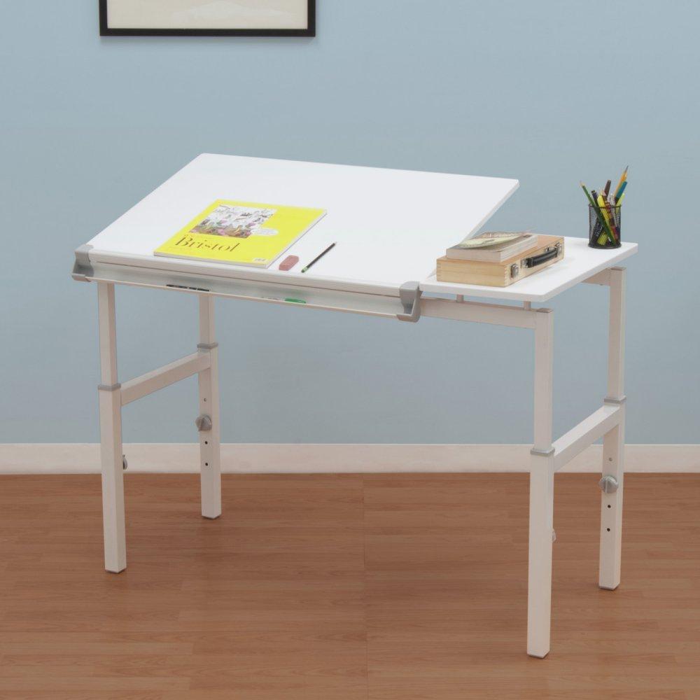 Amazon.com: Studio Designs Graphix II Workstation - White/Gray 10211 ...
